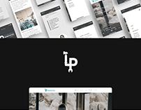 LP-Reno Website + Branding