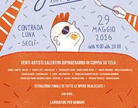 Golconda Art Festival Poster