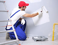 Locating The Best Paint Contractors