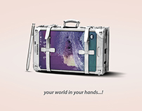 Samsung your world...