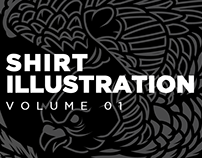 SHIRT ILLUSTRATION | Volume 01