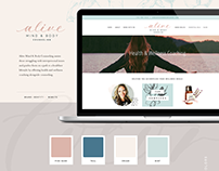 Alive Mind | Brand Identity & Website Design