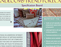 Indian Handloom Trend Forecast for GoCoop
