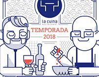 LA CUINA 2018