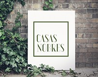 Projeto Casas Nobres