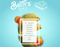 Aniversario Bettys Bowls