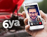 6ya App & Website