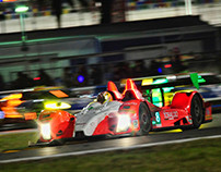 2107 Rolex 24 Hours at Daytona, Prototype Challenge