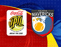 IPTL 2015 Key Visual ver.1- Philippine Mavericks