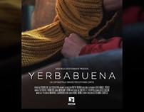 Yerbabuena - Short Film Poster Design