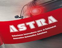 Diseño Gráfico Catálogo General Astra