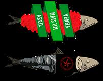 Sardines Contest - Festas de Lisboa '15