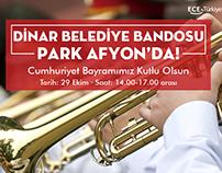 Park Afyon AVM / Social Media