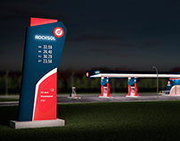 Rocksol Fuel Filling Stations / Сеть АЗС Rocksol