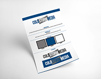 Cold Storm Visual Branding and Marketing