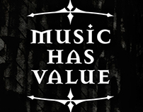 Music Has Value