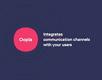 Oopla joins communications with users to slack.