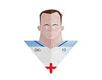 Euro 2016 Illustrations