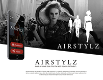 AirStylz - Lifestyle App for Android and iPhone