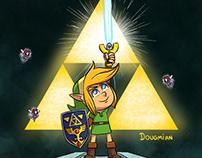 Legend of Zelda 35th Anniversary