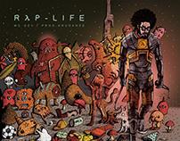 MC GEY - RλP-LIFE