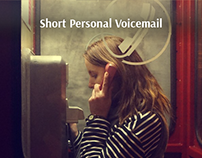 Voicemail greeting samples on behance short personal voicemail greeting sample m4hsunfo