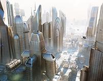 Scifi-City