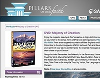 Pillars of Our Faith Website (2012)