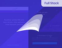 FLYR Visual Identity and Marketing Website