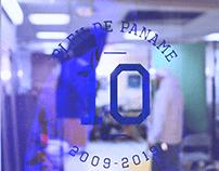 Bleu de Paname Brand content