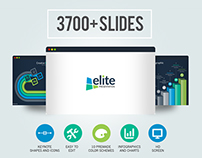 Elite | Multipurpose Business Infographic Keynote