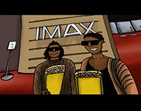 IMAX | illustration, 2016
