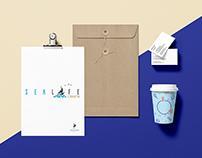 Polater İnşaat SEALIFE Projesi Logo Tasarımı