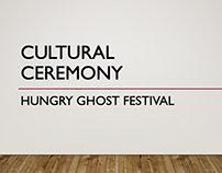 Intro to DesOb: Cultural Ceremony