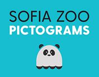 Sofia Zoo Pictograms