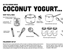 Coconut Yogurt Recipe, 2015