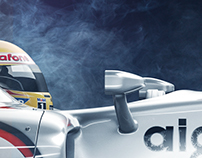 "F1 Star ""Hamilton"" // 3D // CGI"