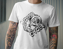 MotorCycle T-Shirt Design