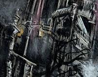 Bloodborne (Collab Ilustra Games )
