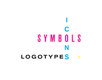 Icons, Symbols + Logotypes