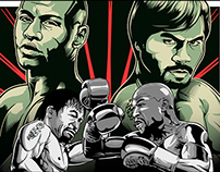 MAYWEATHER VS PACQUIAO - The Fight of the Century