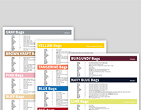 Flexo Print Color Guide