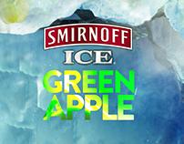 Campaña de Lanzamiento Smirnoff Ice - Green Apple
