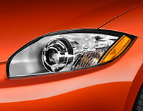 Mitsubishi Eclipse Coupe Headlamp