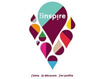 SAQ Inspire | Identité et lancement