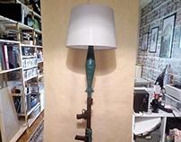 RPG-7 Replica lamp