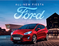 All-New Ford Fiesta Together We Go Further