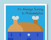 Fan Art | 002: It's Always Sunny In Philadelphia