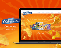 Cerealis corporate website