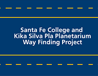 Santa Fe College Wayfinding Project